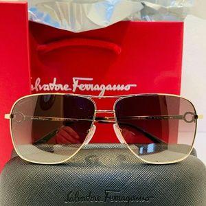 Salvatore Ferragamo Sunglasses Style 170